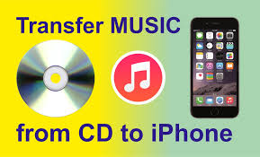 How to Transfer Music from CD to iPhone iPad or iPod