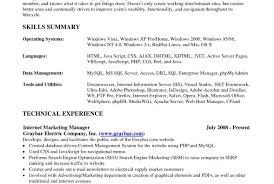 combination resume sles