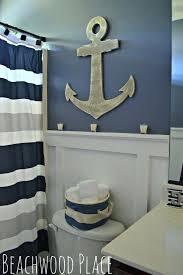 Nautical Bathroom Decor Diy