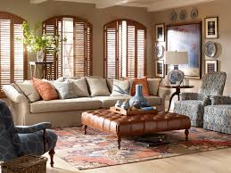 Ethan Allen Sofa Bed by Bedroom Round Ottoman With Ethan Allen Furniture And Fireplace