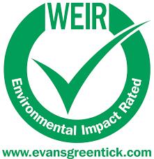 100 Evans Glass Cleaner Vanodine Environment