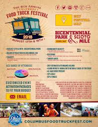 100 Columbus Food Truck Festival Cbus Fest On Twitter Want Your Brand In Front Of 50000