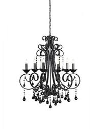 Epic Chandelier Black And White On Luxury Home Interior Designing For Awesome Household Prepare