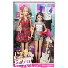 Barbie Sisters Barbie And Skipper Doll 2Pack