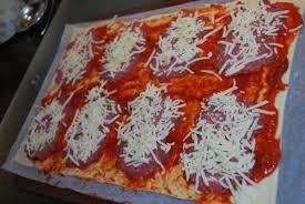schneller pizzakuchen