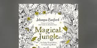 On Sale Today MAGICAL JUNGLE By Johanna Basford