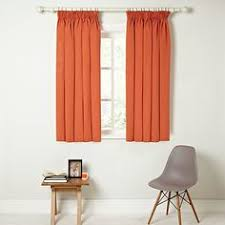 Lined Curtains John Lewis by Little Home At John Lewis Finlay Stripe Pencil Pleat Blackout