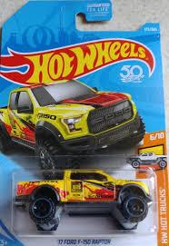 100 Hot Trucks 17 Ford F150 Raptor HW 2018 The HobbyDB Marketplace