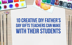 10 Easy DIY Classroom Craft Ideas For Fathers Day