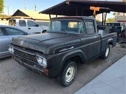 1958 To 1960 Ford F100 For Sale On ClassicCars.com
