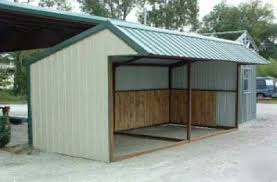 loafing shed kits oklahoma 9x20 all steel loafing shed s next project