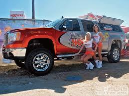 100 Custom Work Trucks Blood Drag 2010 8Lug Magazine