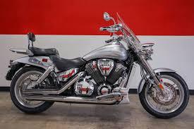 Used 2006 Honda VTX™1800F Sport Cruiser Motorcycles in Brea CA