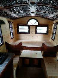100 Gypsy Tiny House Wagon Tiny House For Sale In Russiaville