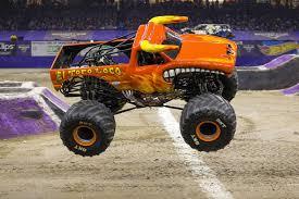 100 El Toro Monster Truck Kayla Blood Saddles Up Loco For Jam At Webster Bank