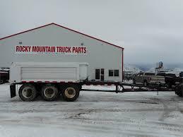 100 End Dump Truck 1993 Clement 355 FT Trailer For Sale Farr West UT