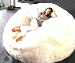 Big Bean Bag Bed Oversized