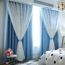 blau transparente gardinen vorhänge und weitere gardinen