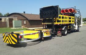 Driverless Construction Zone Truck Due To Hit The Road This Year ... Truck Mounted Attenuator Tmaus 100k Autonomous Tma Atma Aipv Micro Systems Inc Riirtm301d Operate A Or Trailer Trans Public Surplus Auction 1297851 Scorpion 10002 Safety And Cstruction Used 2006 Gmc C7500 Tenuator Truck For Sale In New Jersey 11236 This Lumbering Selfdriving Is Designed To Get Hit Wired Intertional Stakeattenuator Port Authority Of Ny Flickr Trucks Logistics Tank Valves Services Available Truckmounted Tenuators Garden State Highway Products Curry Supply Crash Youtube