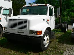100 24 Foot Box Truck For Sale Used Straight S For Sale In Georgia S Flatbed S