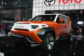 Toyota FT-4X Concept Is Not The FJ Cruiser Successor You Were Hoping ...