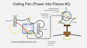 wiring diagram for light fixture