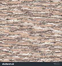 Abstract Striped Camouflage Distressed Background Seamless Pattern