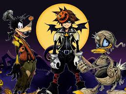 Sora Halloween Town Figure by Kingdom Hearts Halloween Town Sora Donald Goofie Nightmare Before