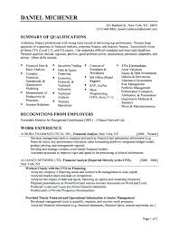 Catchy Resume Titles A Good Title Of Examples Experience