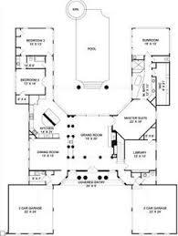 C Floor Plans by 7 Best C Shape Floor Plan Images On U Shaped Houses