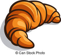 Croissant Clipart And Stock Illustrations 15218 Vector
