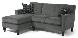 Flexsteel Vail Sofa Leather by Flexsteel Sectional Sofa Sofas