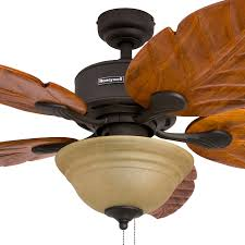 Palm Leaf Ceiling Fan Replacement Blades by 52