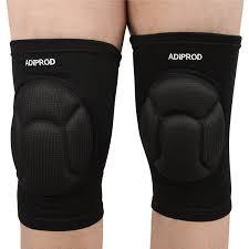 amazon com mueller multi sport knee pads 1 pair black one size
