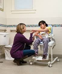 Rifton Bath Seat Instructions by Rifton Hts Large Special Needs Toileting Special Needs