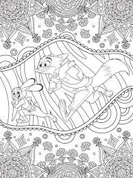 Disneys Zootopia Imagenes Coloring Page HD Fondo De Pantalla And Background Fotos