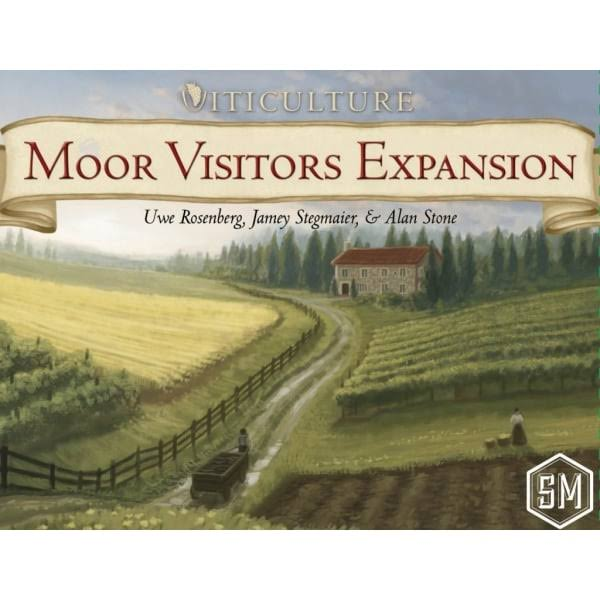 Stonemaier Games Viticulture Moor Visitors Expansion