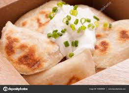 Take Away Pierogi Or Perogie With Sour Cream — Stock Photo ... Gastro Bits Gourmet Food Truck Update Trucks Photos Kings Sausage Edwardsville Pierogi Festival Tasty Pierogi Today And Every Friday Pgh Facebook About Us Mr Hot Dogi Jak W Usa Langosze Na Wgrzech U Mamy I Basic Recipe Chile Relleno Dough Recipe Pull Pork Grub Onthego With Pittsburghs Food Trucks Old Traditional Polish Cuisine Delishus