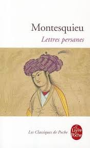 Persian Letters By Montesquieu