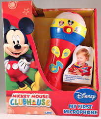 Mickey Mouse Clubhouse Toddler Bed by Amazon Com Disney Mickey Mouse Clubhouse My First Microphone