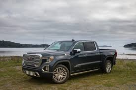 2019 GMC Sierra 1500 First Drive: Fraternal Or Identical Twin ... Ram Chevy Truck Dealer San Gabriel Valley Pasadena Los New 2019 Gmc Sierra 1500 Slt 4d Crew Cab In St Cloud 32609 Body Equipment Inc Providing Truck Equipment Limited Orange County Hardin Buick 2018 Lowering Kit Pickup Exterior Photos Canada Amazoncom 2017 Reviews Images And Specs Vehicles 2010 Used 4x4 Regular Long Bed At Choice One Choose Your Heavyduty For Sale Hammond Near Orleans Baton