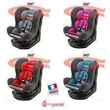 siege auto rotatif isofix sièges d auto et vélo pour bébé ebay