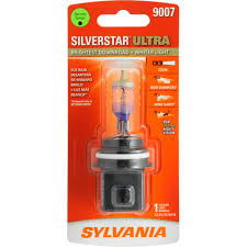 sylvania 9003 silverstar ultra headlight contains 2 bulbs
