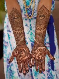 Bridal Mehndi Designs by famous henna artist — Henna Lounge