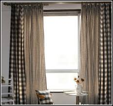 Checkered Flag Bedroom Curtains by Black And White Checkered Flag Curtainshome Design Ideas