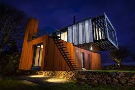 100 Container Homes Designer Multi Awarding Winning Architect Patrick Bradley Architects