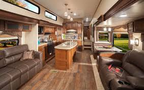Keystone Cougar Introduces Fifth Wheel With Party Deck