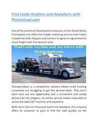 100 Mca Trucking PPT How To Get Hired At Top Companies Pickmyloadcom