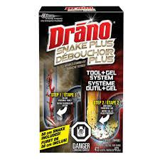 drano snake plus tool gel cleaning kit walmart canada