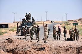 siege army syria army breaks years siege of deir ezzor airbase business